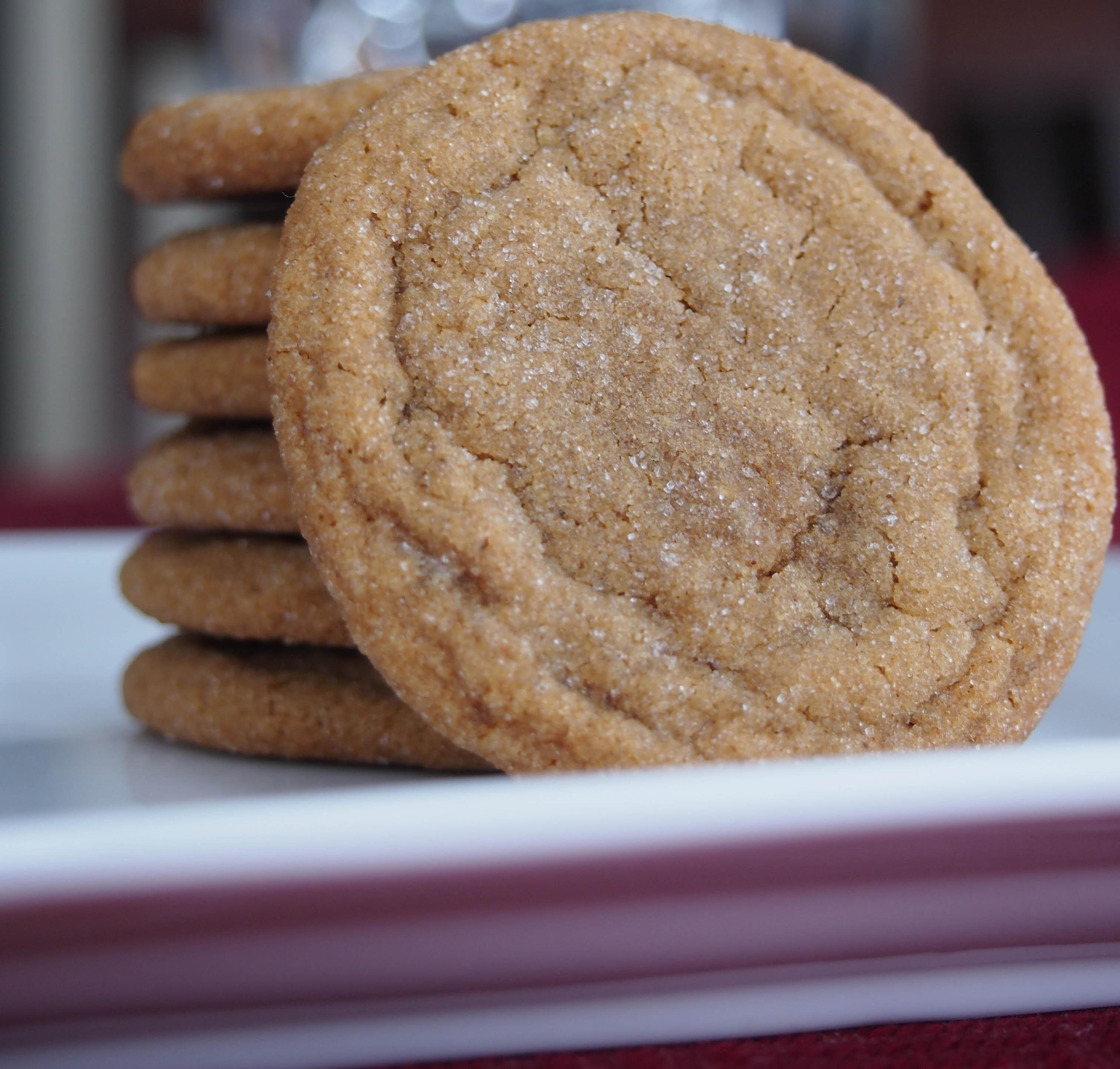 Chewy sugar cookie recipe buttermilk