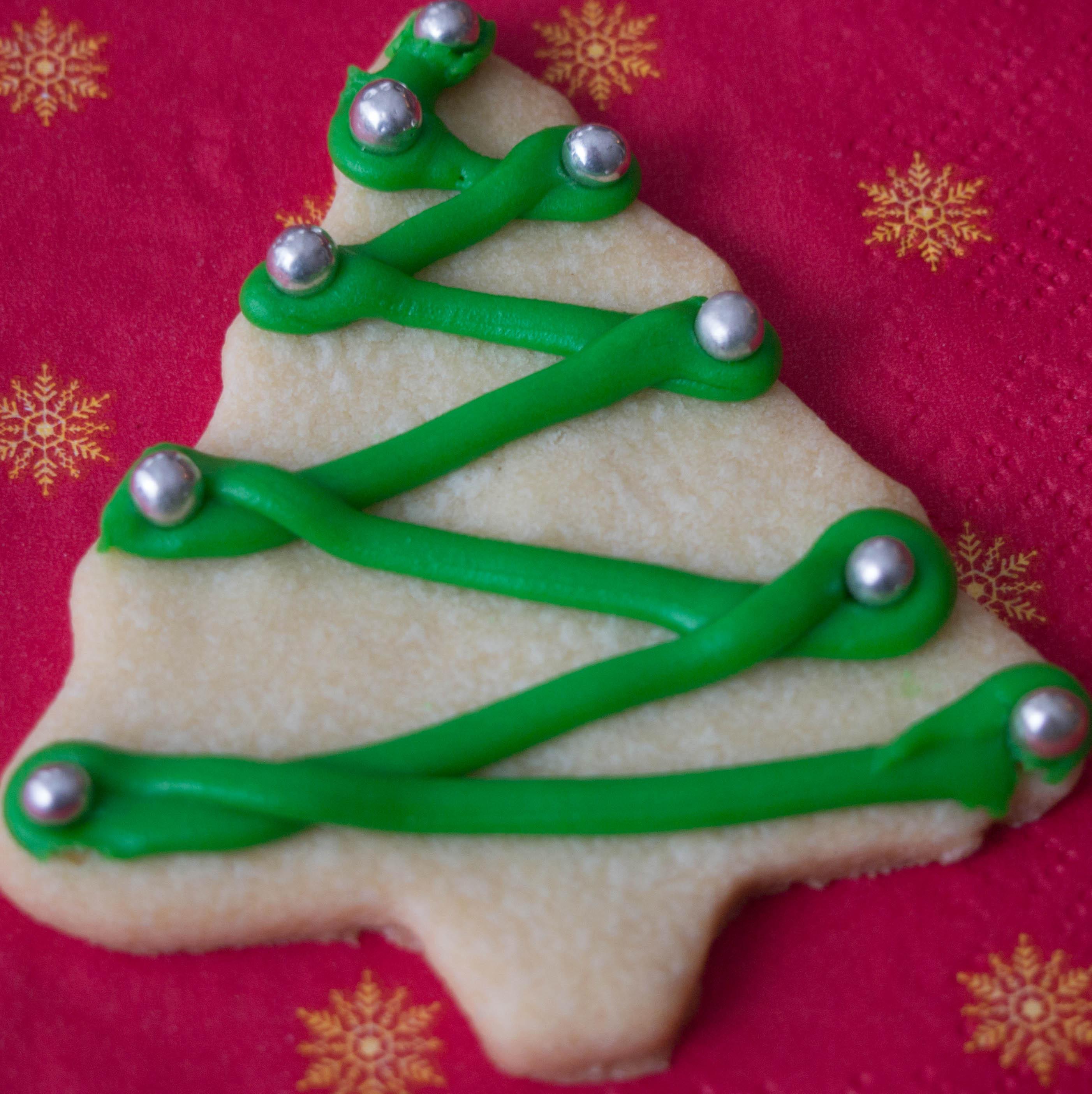 Vanilla Sugar Cookies