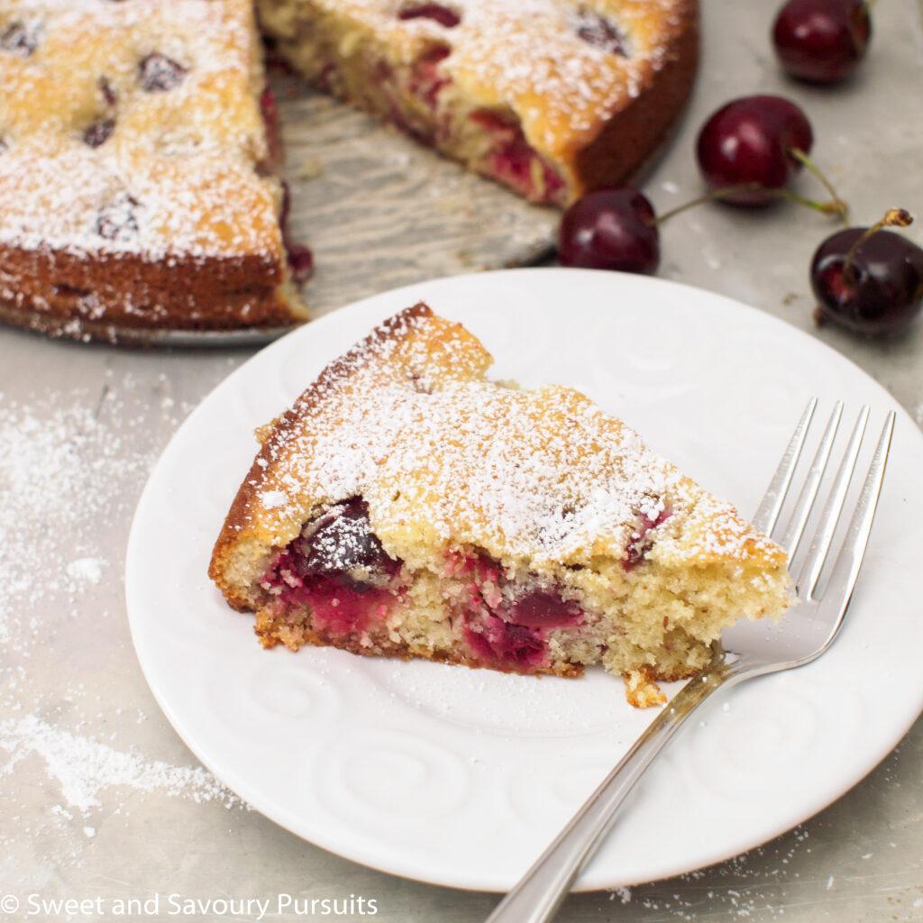 Joy Of Baking Cherry Cake