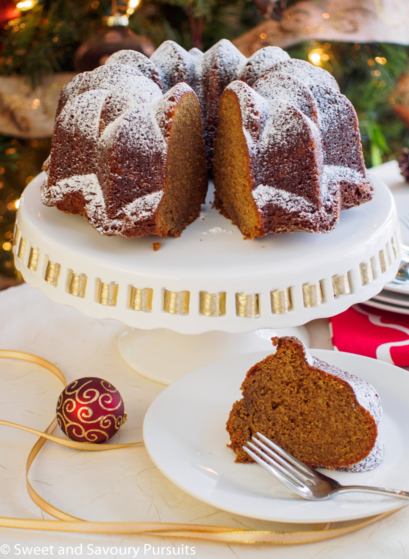 Miniature Bundt Cake Recipes