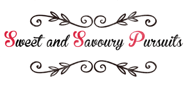 Sweet and Savoury Pursuits logo